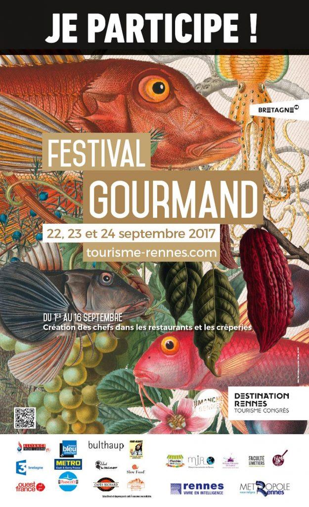 festival gourmand rennes 2017 au restaurant le bistro volney