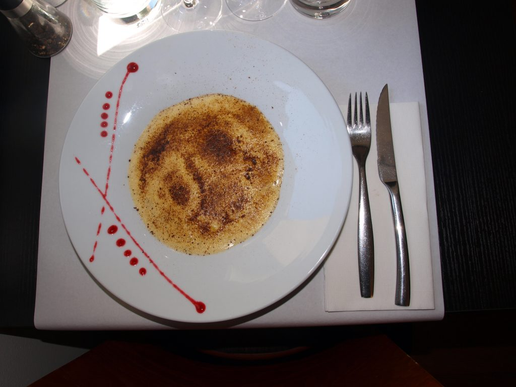 dessert sabyon restaurant bistro volney rennes