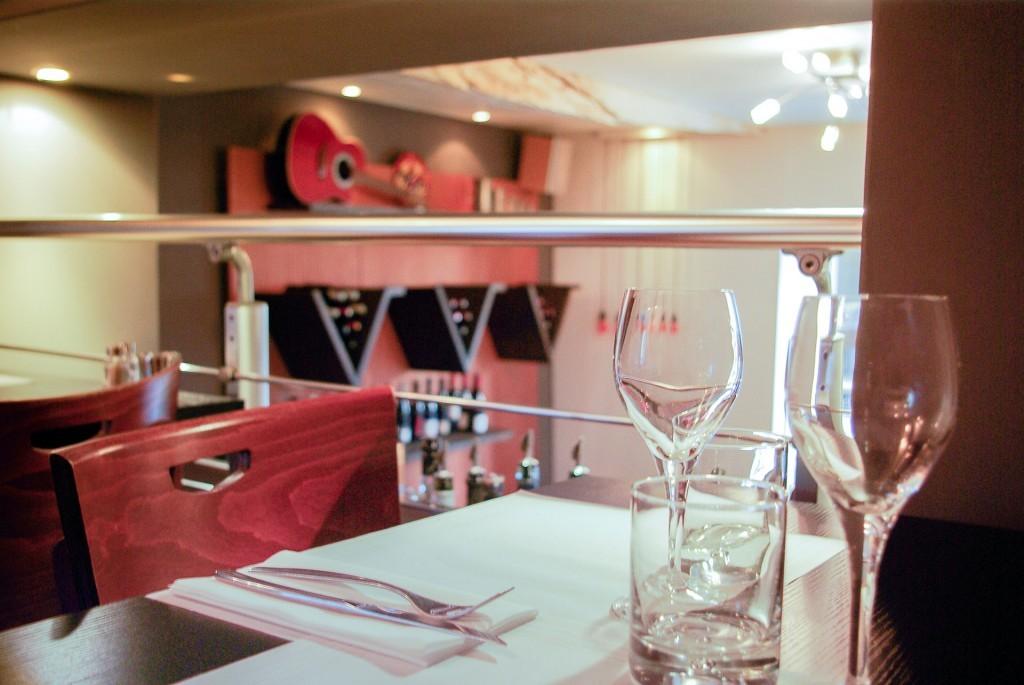 Chez restaurant Le Bistro Volney Rennes